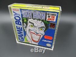 3 x Ninodo Acrylic Game Cases Hüllen UV Absorptiv Für Game Boy Classic Color GBA