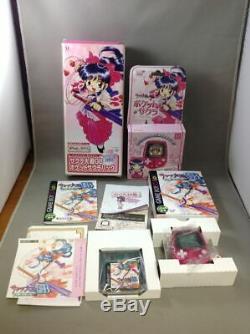 32121 Sakura Taisen (Sakura Wars) GB Gameboy Color Japan Pocket Sakura Pack