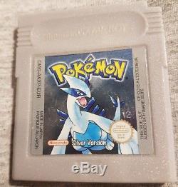 All 6 Pokemon Games + Pikachu Gameboy Colour! Nintendo Game Boy Color Bundle