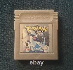 Authentic Tested Pokemon Games for Nintendo Game Boy Color Bundle Lot