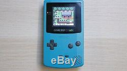 Backlight Game Boy Color! McWill LCD Gameboy Color Modded Console Glass Lens