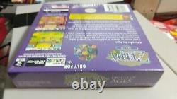 Brand New Legend of Zelda Oracle of Ages Nintendo Game Boy Color SEALED GBC