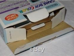 Console Game Boy Color Ice Blue Toys R Us Complète Import Japan