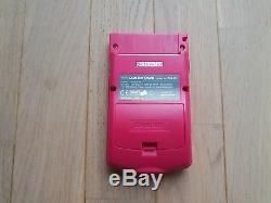 Console Nintendo Game Boy Color + Everdrive GB X3 + carte SD 16 Go