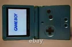 Console Nintendo GameBoy Advance Gba sp AGS 101 game boy Bright Screen clean PAL