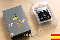 EZJr Official, Boxed, EZ FLASH JUNIOR GameBoy Pocket Color Advance ¡NUEVO