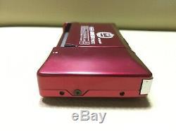 Ex+++ Nintendo Game Boy Micro 20th Famicom NES color Game console F/S