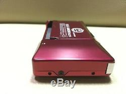Excellent++ Nintendo Game Boy Micro 20th Famicom NES color Game console F/S