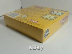 Factory Sealed Near Mint Pokemon Pinball (Nintendo Game Boy Color, 1999) NEW
