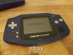 Faulty Nintendo Gameboy Color Advance Console Bundle Spares Or Repair