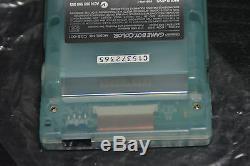 GAME BOY COLOR ICE BLUE TOYS R US LImited Nintendo GBC RARE JAPAN STK