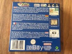 GBC POKEMON TRADING CARD NEUF/NEW- Game Boy Color PAL EUR