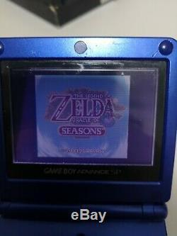 GENUINE Zelda Gameboy Colour Links Awakening Oracle Of Ages / Seasons 99p Start