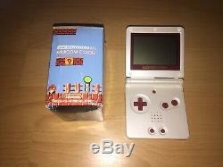Game Boy Advance Sp Nintendo Famicom Color Mario Complet