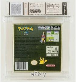 Game Boy Color Pokemon Gold Version CIB WATA 7.0