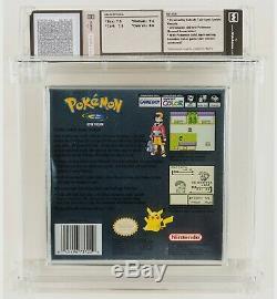 Game Boy Color Pokemon Silver Version CIB WATA 8.0