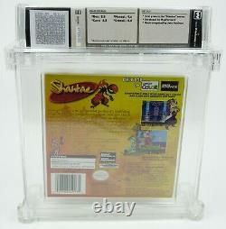 Game Boy Color Shantae GBC CiB WATA 8.0