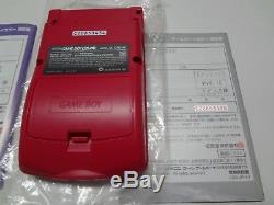 Game Boy Color Systems Regular versions 6-Set FULL Nintendo Game Boy Japan VGOOD