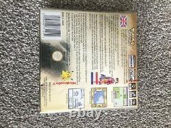 Game Boy Colour Pokemon Gold Edition Brand new sealed
