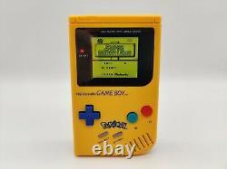 Game Boy DMG-01 IPS Backlight Screen Mod New Shell 8 Colour modes