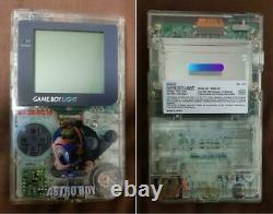 Game Boy Light Pikachu Astro Boy Famitsu Rare Color 6PCS SET Very rare