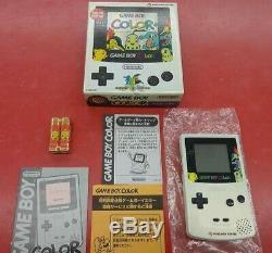 Game Boy color Pokemon Center RARE