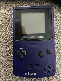 Game Colour/Advance With 17 Games 3 Pokemon Games