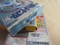 Game boy pokemon 7 gameboy color GBC version Nintendo Yellow Blue Red Japan box