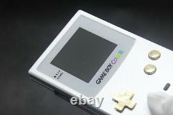 GameBoy Color Aluminum IPS LCD Boxy Pixel USB-C Charging