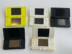 GameBoy Color Game boy Pocket Advance PS2 PSP PS vita DS lite DSi Set Junk FedEx