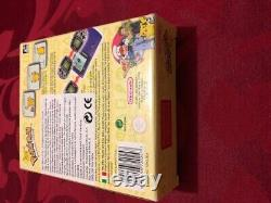 GameBoy Color Pokemon Pikachu Ped-O-Meter Color Pedometer Step Counter