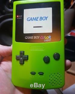 Gameboy Color 101 Backlit Screen GBC101