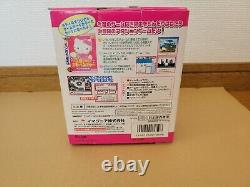 Gameboy Color Hello Kitty Special Box Limited Edition Japan RARE