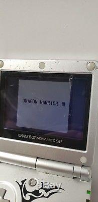 Gameboy Color Prototype development Game Dragon Warrior 3