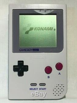 Gameboy Pocket Original Grey DMG Colours Limited Edition Game Boy
