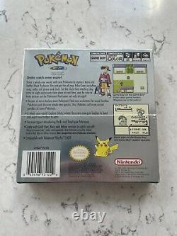 Gameboy Silver Pokemon Colour Advance SP, Sealed Game Only 1 On eBay
