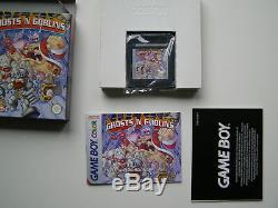 Ghosts'N Goblins Neu OVP Game Boy Color Nintendo