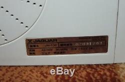 JAGUAR JN-100 Sewing Machine Game Boy Color blue / complete in box RARE