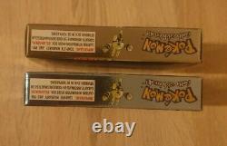 Jeu/Game Pokémon Gold & Silver Game Boy Color. Nouveau/New