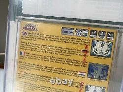 Jeu Nintendo Game Boy Color Pokémon Pinball Neuf Blister VGA 85 Gold EUR