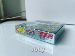Jeu nintendo game boy color pokémon silver version new sealed factory
