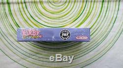 KIRBY TILT'N'TUMBLE brand new gameboy color ntsc usa