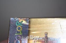 Legend of Zelda Link's Awakening DX (Gameboy Color) NEW SEALED HOLOSTRIP 1ST RUN