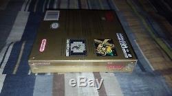 Legend of Zelda Link's Awakening DX (Nintendo Game Boy Color, 1998) Seal Intact
