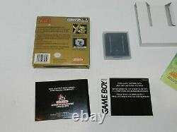 Legend of Zelda Link's Awakening DX Nintendo Game Boy Color Complete in Box CIB