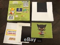 Lil' Monster Game Boy Color Complete! With Box & Manual! Rare Grail Game! Gbc
