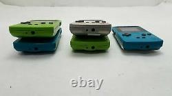 Lot of 5 Nintendo Game Boy Color CGB-001 Console FOR PARTS OR REPAIR