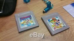 MINT CONDITIONBOXEDYellow Edition Game Boy ColourColorwith MARIO