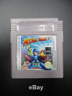 Mega Man 5 V Nintendo Gameboy Classic / Color