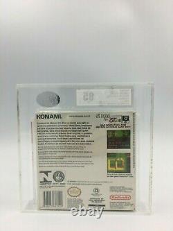Metal Gear Solid 2000 Nintendo Game Boy Color PAL NEW SEALED UKG not VGA 85% NM